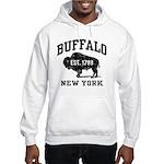 Buffalo New York Hooded Sweatshirt
