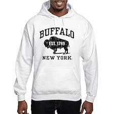 Buffalo New York Hoodie Sweatshirt