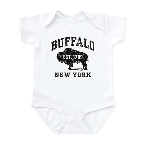 Buffalo New York Infant Bodysuit