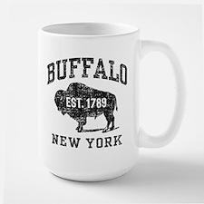 Buffalo New York Ceramic Mugs