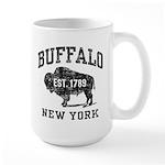 Buffalo New York Large Mug