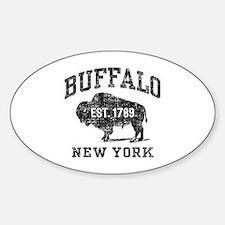 Buffalo New York Bumper Stickers