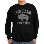 Buffalo New York Sweatshirt (dark)