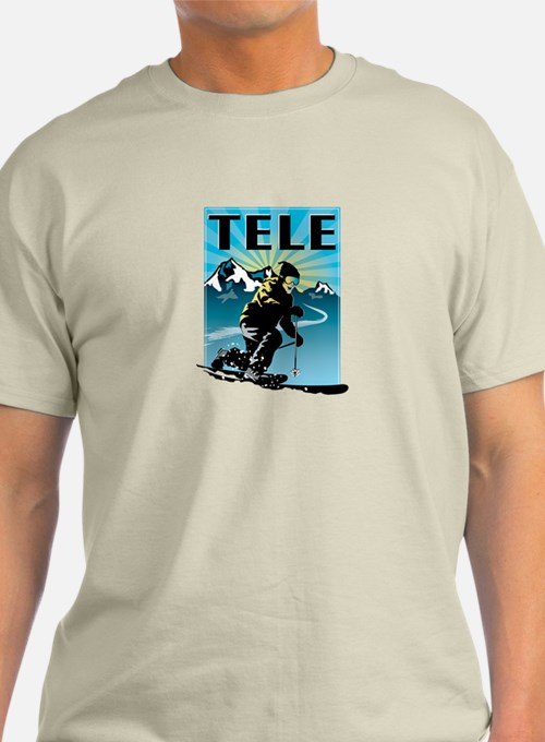 TELE big mtns T-Shirt