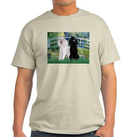 Bridge & Poodle Pair Light T-Shirt