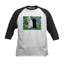Bridge & Poodle Pair Tee