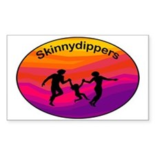 Skinnydipper Logo Decal