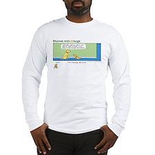 Bow Mitzvah Long Sleeve T-Shirt