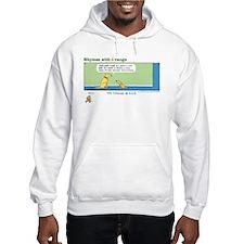 Bow Mitzvah Hooded Sweatshirt