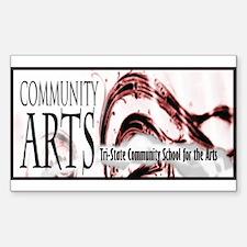 Tri-State CSA Logo Gear Decal
