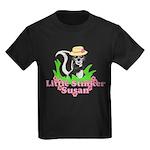 Little Stinker Susan Kids Dark T-Shirt