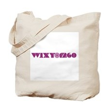 WIXY Cleveland '74 -  Tote Bag