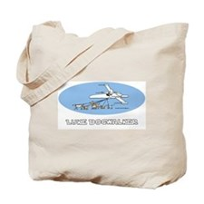 Luke Dogwalker Tote Bag