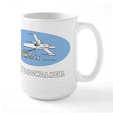 Luke Dogwalker Large Mug