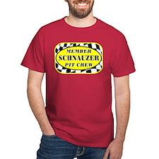 Schnauzer PIT CREW T-Shirt