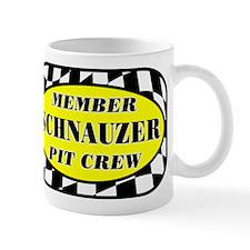 Schnauzer PIT CREW Mug