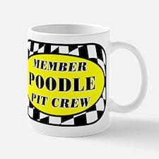 Poodle PIT CREW Mug