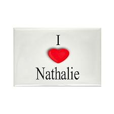 Nathalie Rectangle Magnet (10 pack)