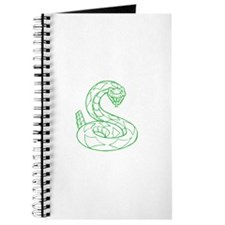 Cute Coiled Journal