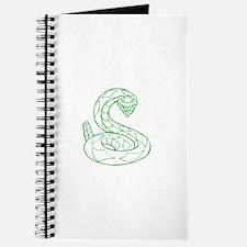 Cute Coiled Journal