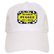 Puggle PIT CREW Baseball Cap