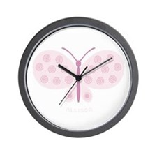 Allison - Wall Clock