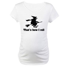 This is how I roll witch Shirt
