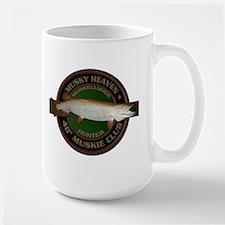 Large 40-inch Musky Club Mug