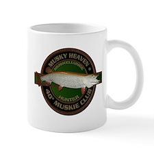40-inch Musky Club Mug