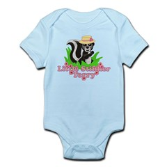 Little Stinker Terry Infant Bodysuit
