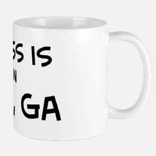 Happiness is Macon Mug