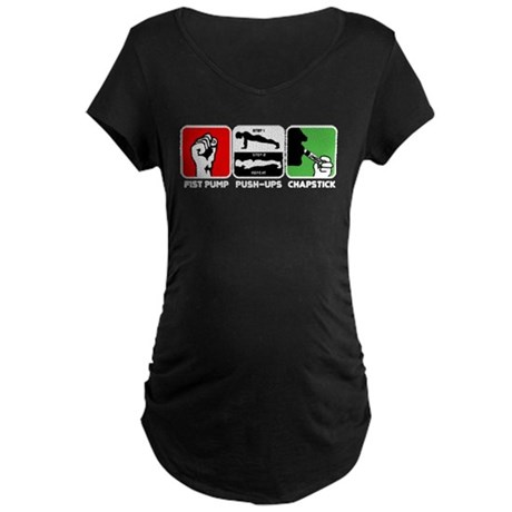 Jersey Shore FPC Maternity Dark T-Shirt