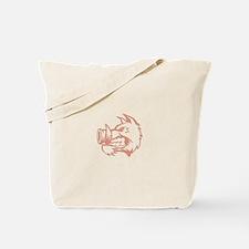 Unique Warthogs Tote Bag