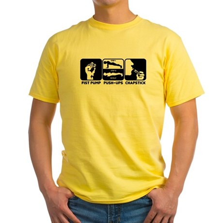 Jersey Shore FPC Yellow T-Shirt