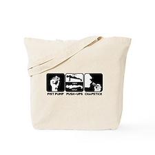 Jersey Shore FPC Tote Bag
