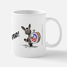 Spend Obama Spend, Mug