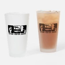 Jersey Shore FPC Drinking Glass