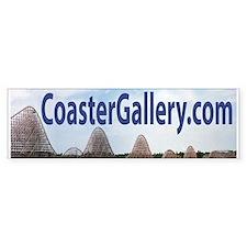 CoasterGallery.com Bumper Sticker