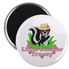 Little Stinker Tracey Magnet