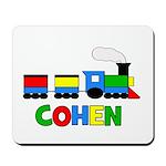 COHEN - Personalized TRAIN Mousepad