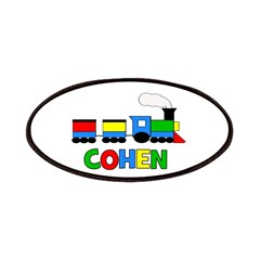 COHEN - Personalized TRAIN Patches