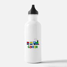 COHEN - Personalized TRAIN Water Bottle