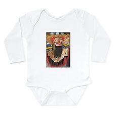 Balinese Barong Long Sleeve Infant Bodysuit