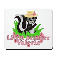 Little Stinker Valerie Mousepad