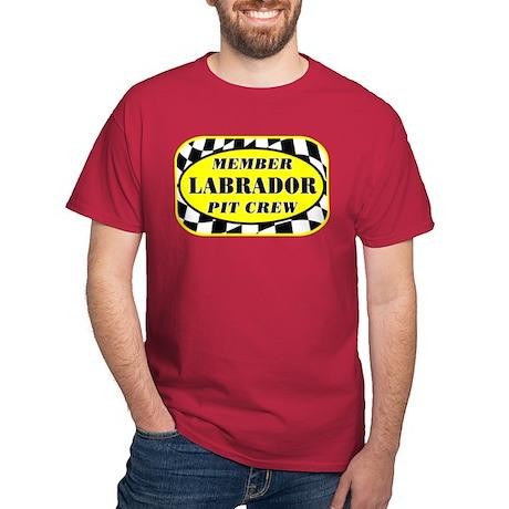 Labrador PIT CREW Dark T-Shirt
