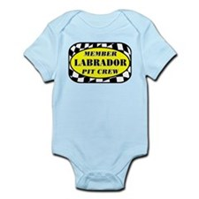 Labrador PIT CREW Infant Bodysuit