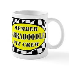 Labradoodle PIT CREW Mug