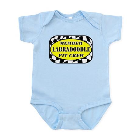 Labradoodle PIT CREW Infant Bodysuit