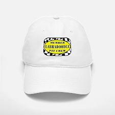 Labradoodle PIT CREW Baseball Baseball Cap