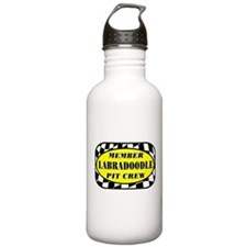 Labradoodle PIT CREW Water Bottle
